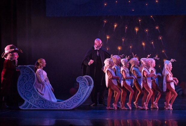 See one of New York's most celebrated holidays shows with the Yorkville Nutcracker. Photo by Rosalie O'Connor/courtesy the production