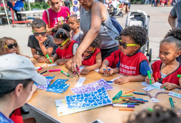 National Summer Reading Challenges: NYPL's reading challenge