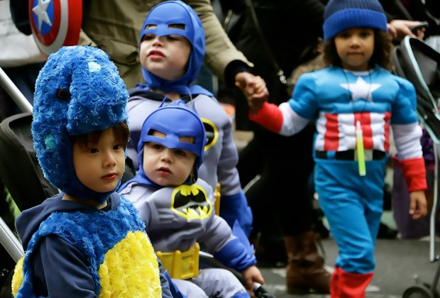 13 Not-So-Scary Halloween Events in NYC for the Preschool