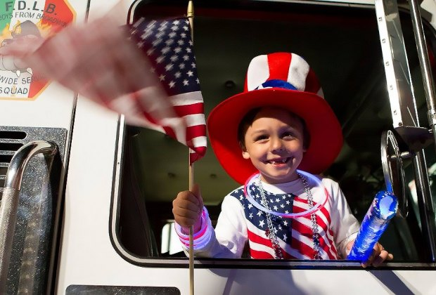 4th of July Weekend for NJ Kids: Fireworks, Festivals, and