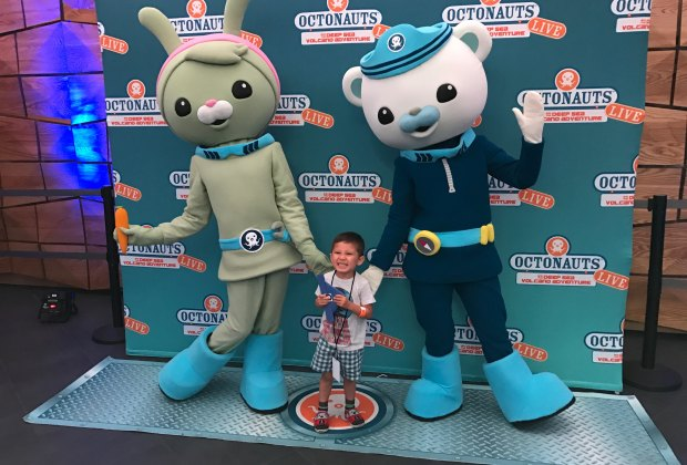 a preschoolers deep sea voyage with octonauts live mommypoppins