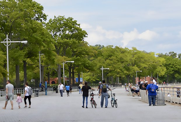 Orchard Beach with Kids: Swimming, Playgrounds, Sports, and