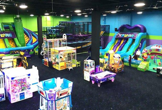 Xplore Family Fun Center Opens in Port Jefferson Station