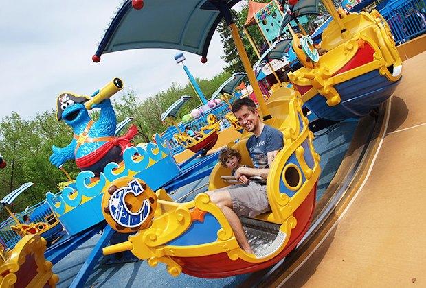 Sesame place an amusement park for every preschooler 39 s for New york city must do list