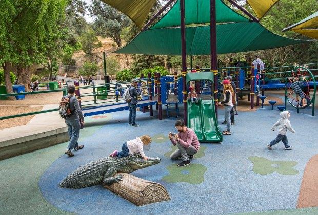 Secrets of the LA Zoo: Play Park