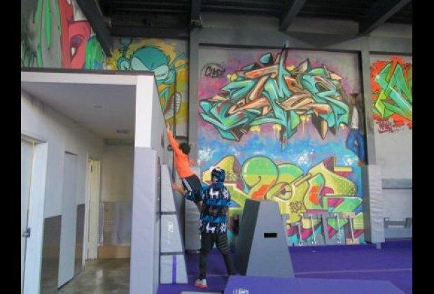 In Bklyn Beast's signature parkour class, kids can climb the walls...