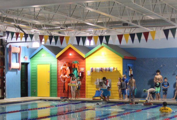 Indoor Pool Party Ideas find this pin and more on aqua and white pool party Indoor Pool Parties For Houston Kids