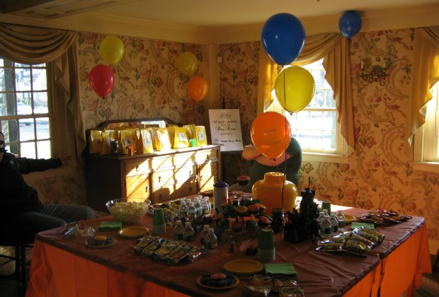 Sometimes the best kids birthday parties (and most budget friendly ...