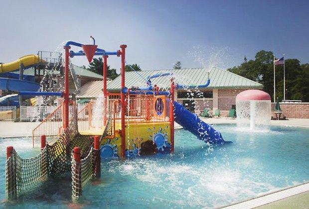 18 Super Sprinkler Parks for Kids on Long Island