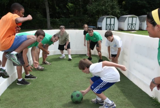 At Harbor Haven in West Orange, kids ages 3-15 can participate in sports, performing arts, nature activities, and more.