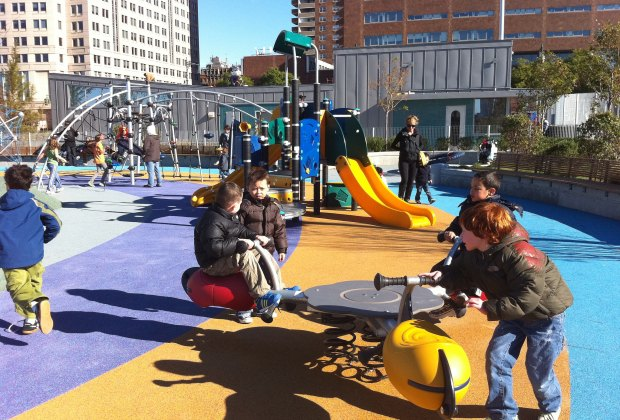 Places To Play In Tribeca For Nyc Kids