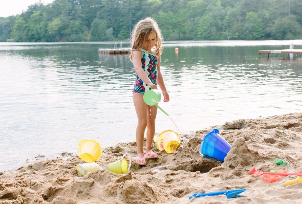 Family Campgrounds near Boston with Extras for Kids: Pinewood Lodge