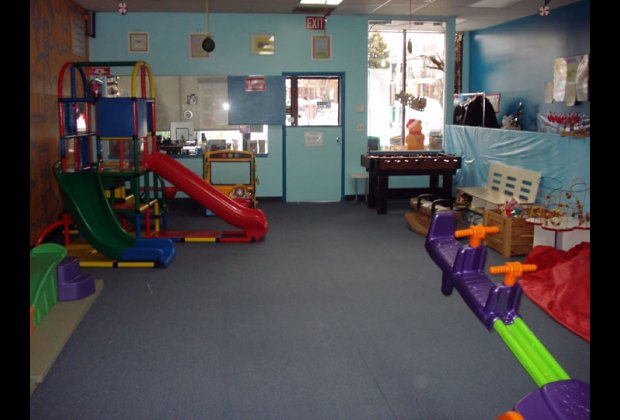 The main play area at Play Days & Parties