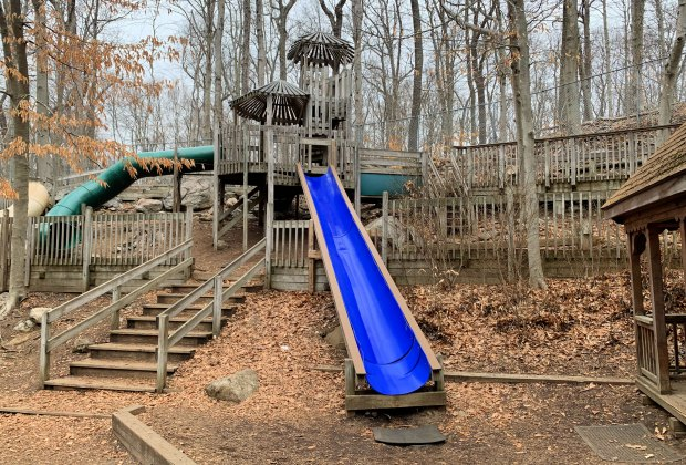 Stamford Museum & Nature Center playground