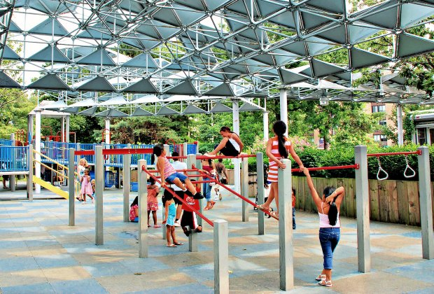 Playground for All Children. Photo courtesy of NYC Parks