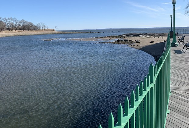 Playland Beach Boardwalk