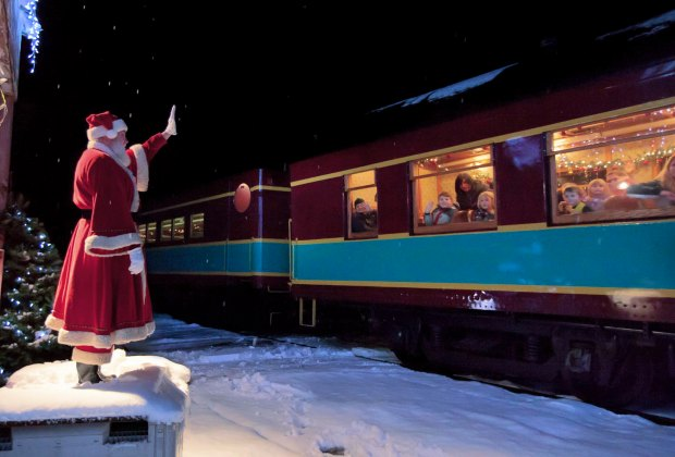 North Conway Christmas Events 2020 Polar Express and Christmas Trains in New England in 2020