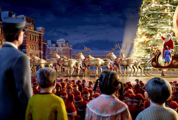 polar express movie Christmas Traditions