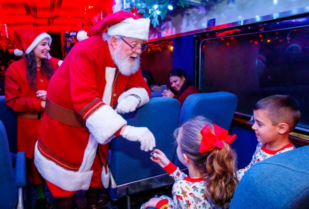 Christmas Trains: All Aboard the Polar
