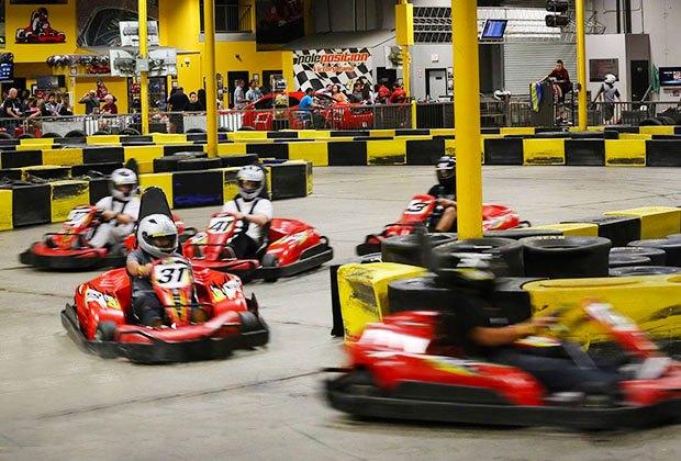 Go-Kart and Slot Car Racing Destinations for LI Kids