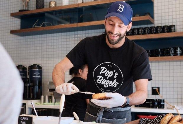 Better Than NY Bagels in LA: Pop's makes unique bagels