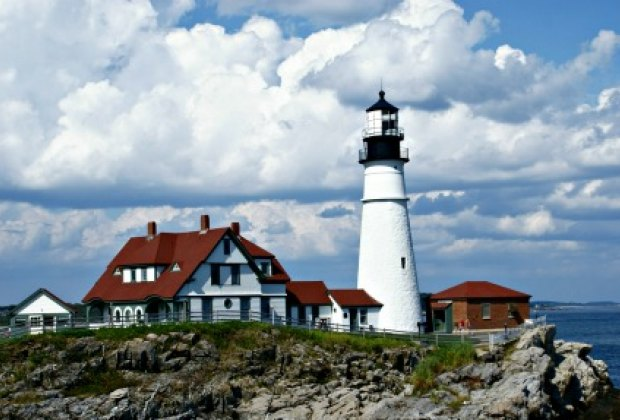 The Historic Portland Head Light Lighthouse