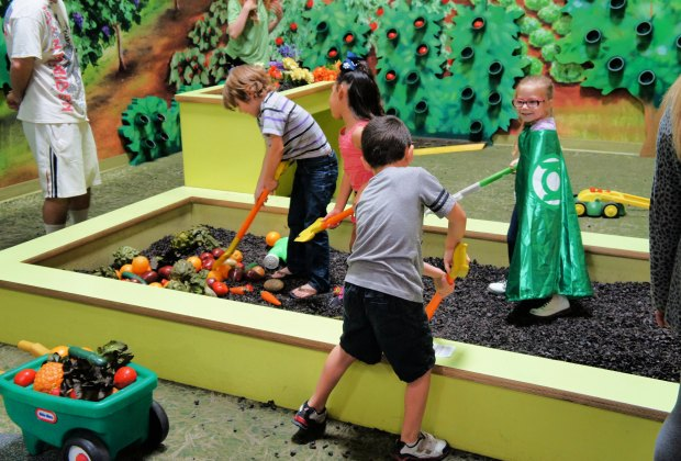 Best Indoor Play Spaces for Entertaining Orange County Kids
