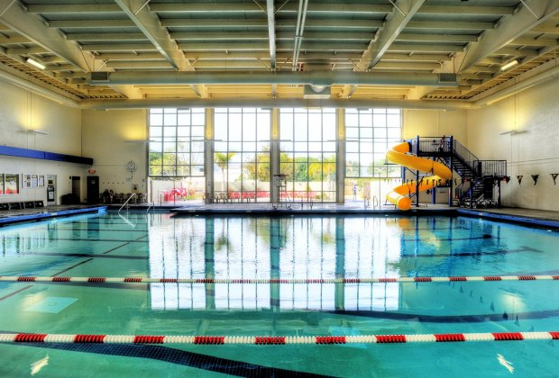 LA's Best Swimming Pools with Play Areas: Pleasant Valley Aquatic Center