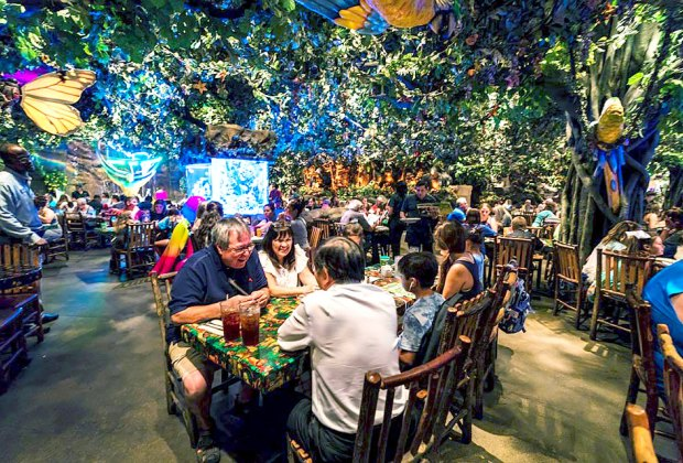Themed Restaurants And Family Friendly Interactive Dining In