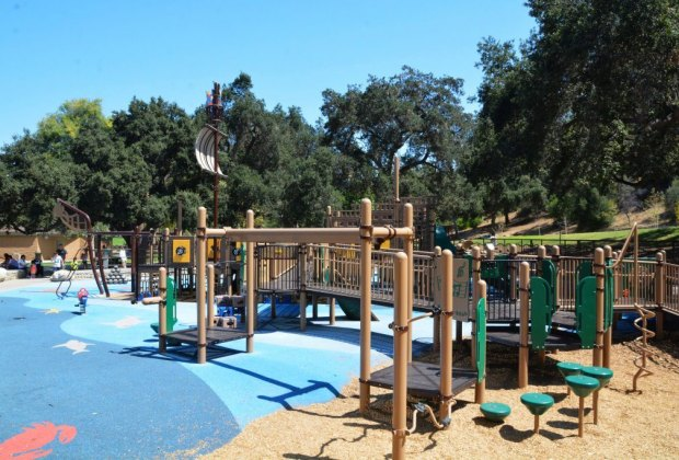 Reese's Retreat at Brookside Park, Pasadena