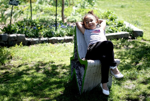 Socrates Sculpture Park  is hands-on  and kid-friendly!