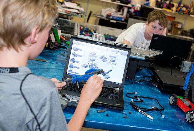 Robot Revolution offers STEM classes in New Jersey