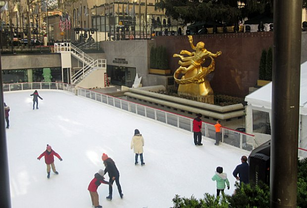 13 fun things to do in rockefeller center besides the for Fun things to do with toddlers in nyc
