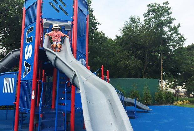 The Best Children's Playgrounds on Long Island
