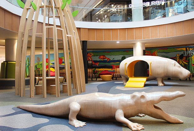 Free Indoor Play Spaces for Long Island Kids | MommyPoppins