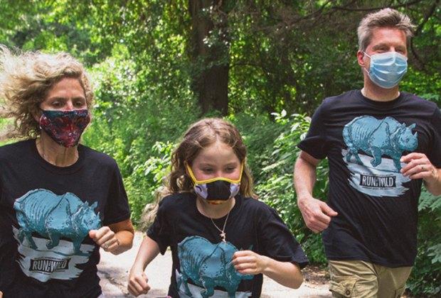 Run for the Wild Bronx Zoo Family Running