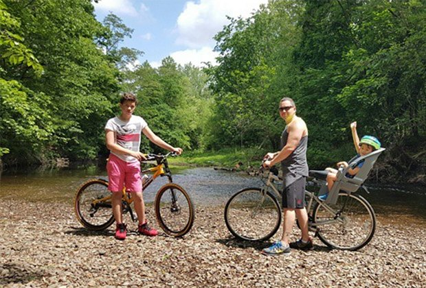 Fun Family-Friendly Bike Rides in New Jersey | MommyPoppins