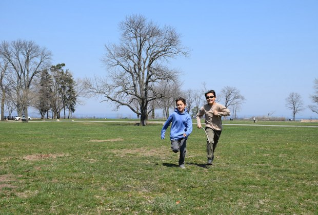 Long Island's Sands Point Preserve is a great day trip destination