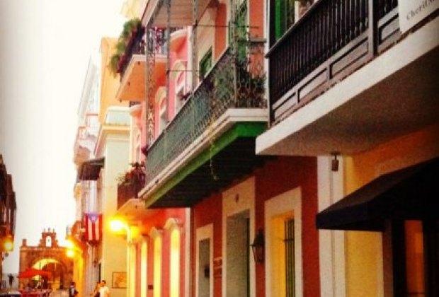 Charming Old San Juan