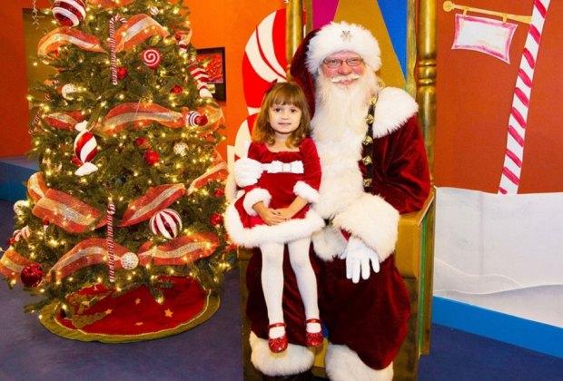 Breakfast, Brunch & More Christmas Festivities with Santa for