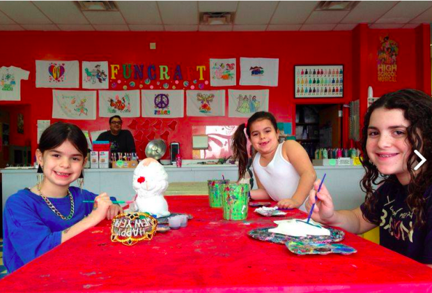 7 plaster craft places where long island kids can paint for Craft party long island