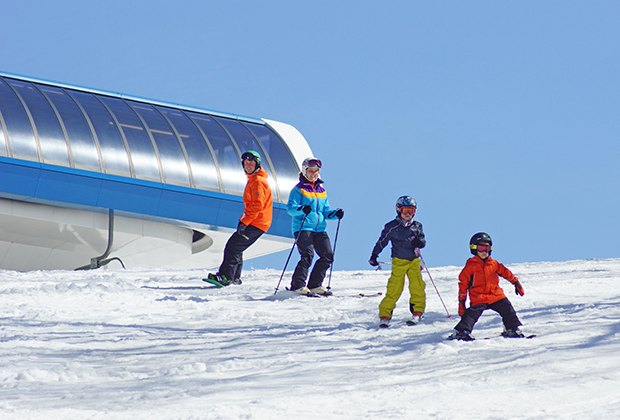 Shawnwee Mountain Family-Friendly Skiing and Snowboarding Spots Around NJ