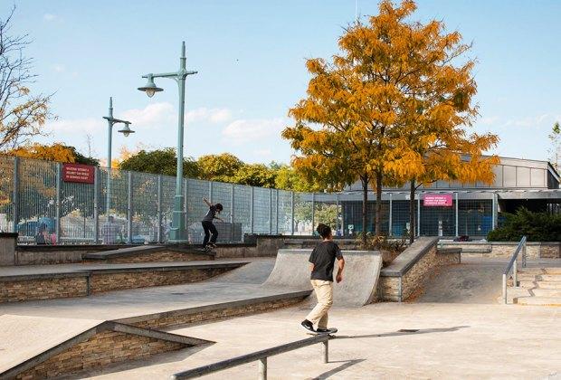 8 Free New York City Skateboard Parks | MommyPoppins