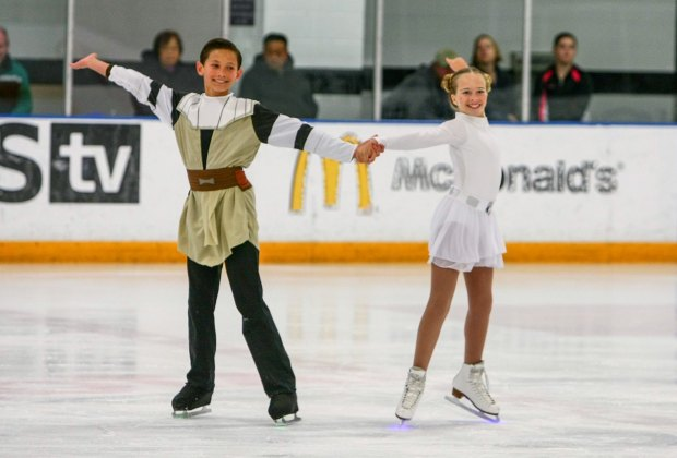 Ice Rinks And Figure Skating Classes For Kids In La And The Valley