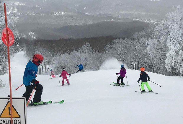 belleayre mountain Inexpensive Winter Weekend Getaways for NYC-Area Families