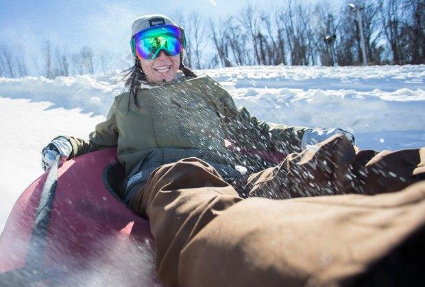 Best Snow Tubing Spots Near New York City | MommyPoppins
