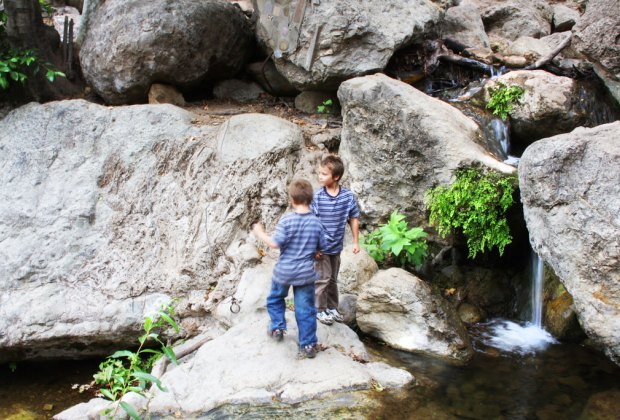 Waterfall Hikes Every LA Family Should Know: Solstice Canyon