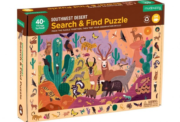 Everyone loves puzzles, and this one has a hidden secret.
