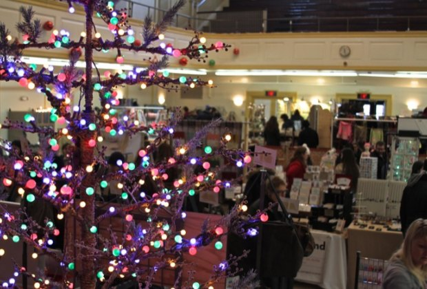 10 holiday craft fairs and markets in and around boston