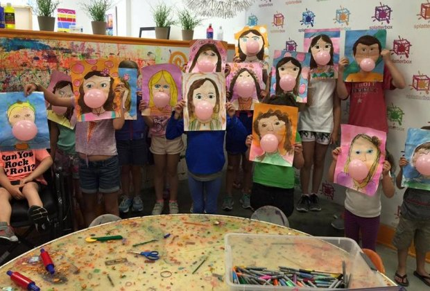 Art Classes For Kids In Fairfield County Mommy Poppins